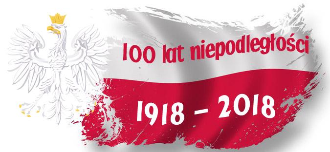 """""""Sto pozdrowień na 100-lecie Niepodległości"""""""